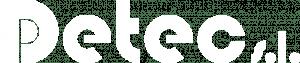 Logo Detec - Blanco
